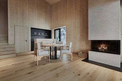 FORESTIS Penthouse Raum